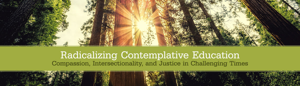 Radicalizing Contemplative Education: Compassion, Intersectionality, and Justice in Challenging Times