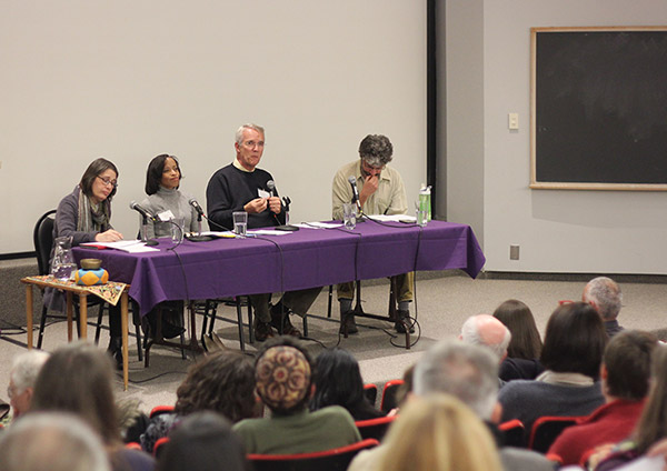 Panel at the 2013 ACMHE Conference