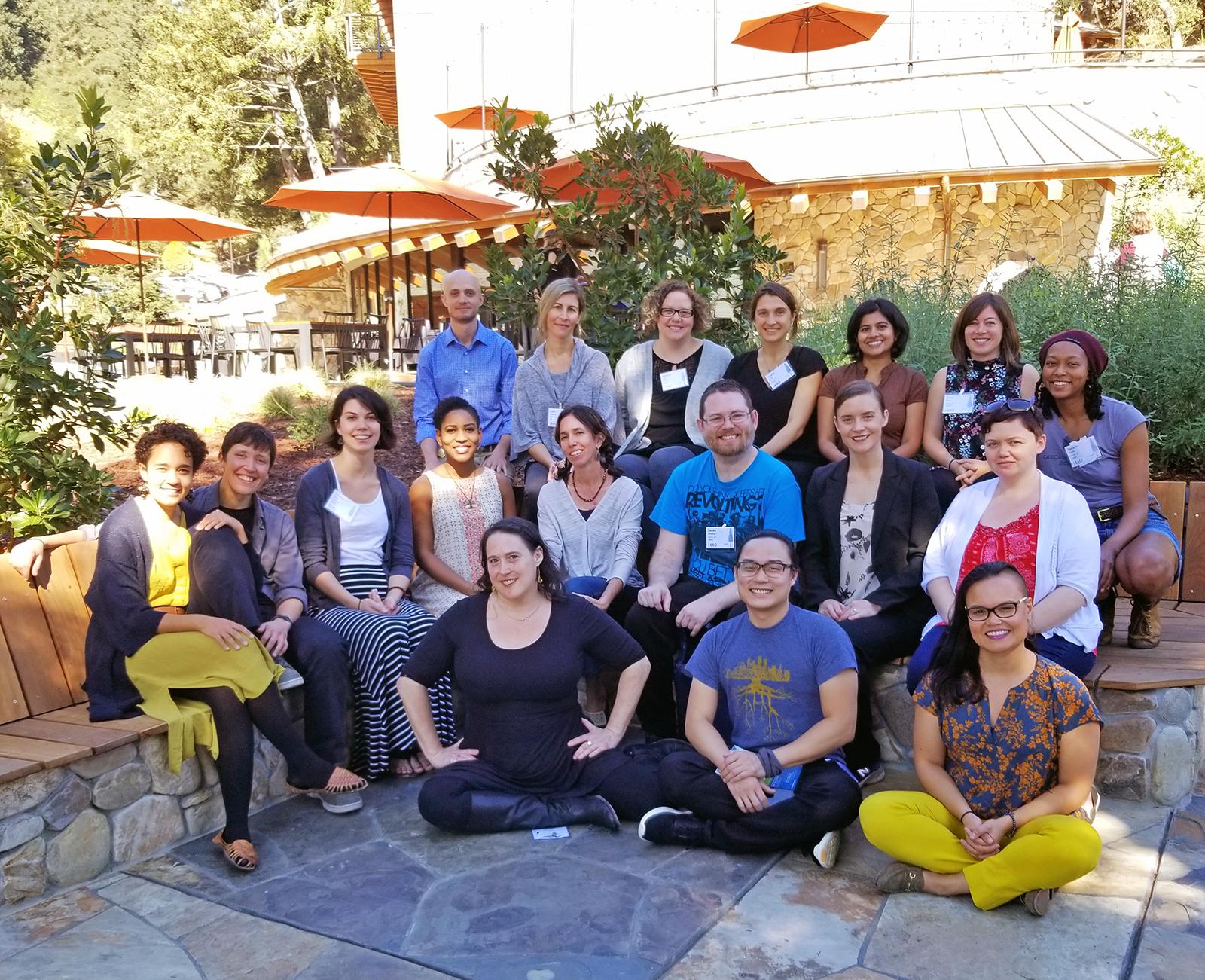 2017 Contemplative Social Justice Scholars